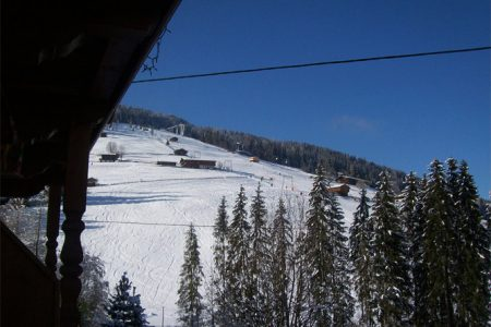 View From Haus Hislop